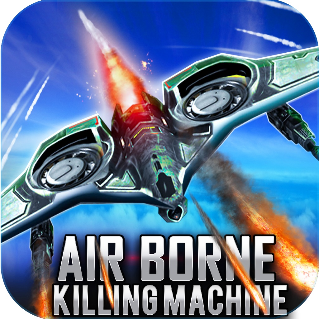 Airborne Killing Machine ( 3D Drone Strike Warfare Game )